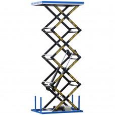Грузовой подъемник для склада HFP 0842